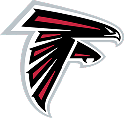 North Georgia Falcons Football Logo
