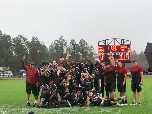 2019 NHFA Division IV Championship